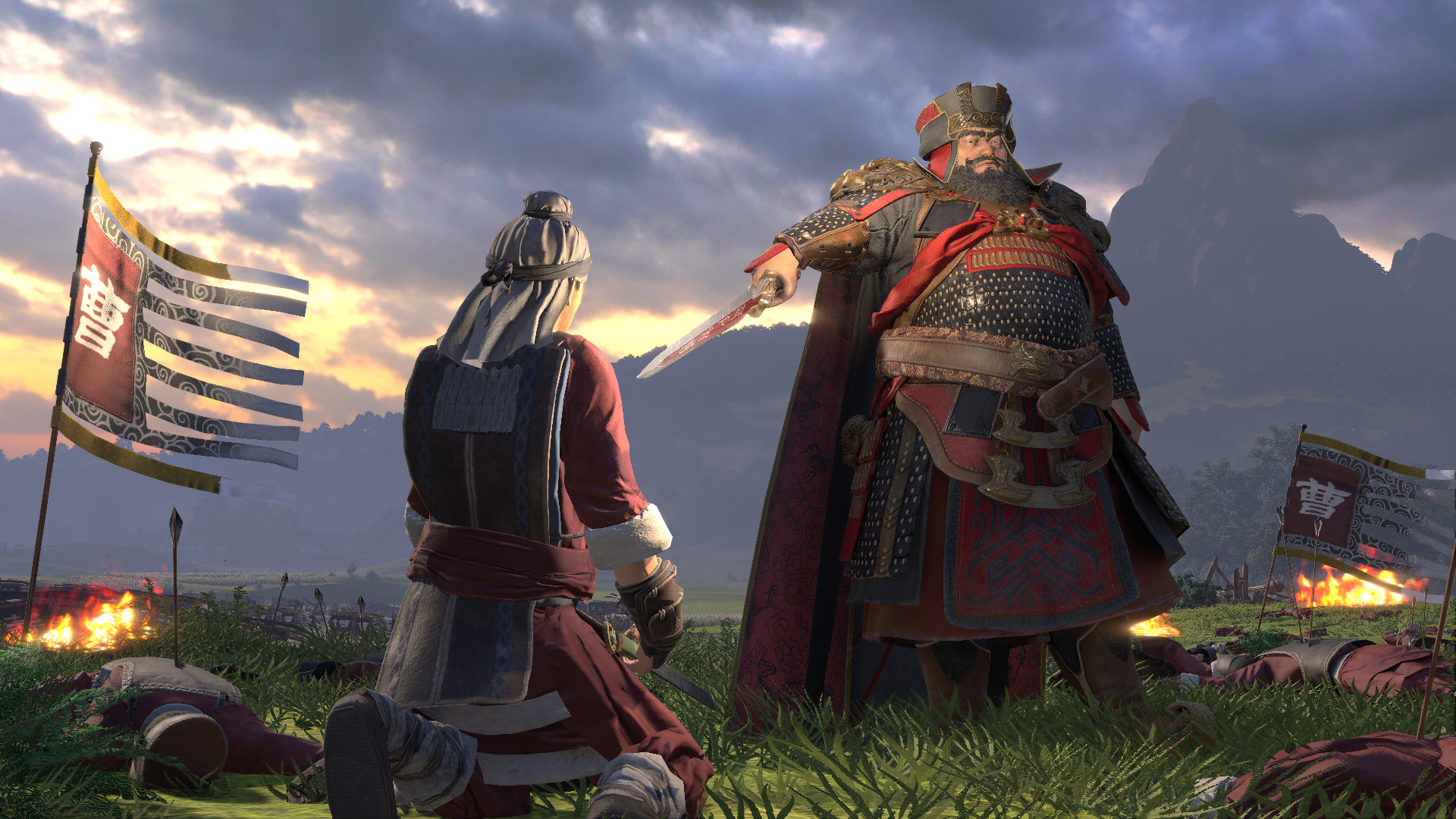 """Total DLC: le contenu téléchargeable """"Packs de chapitres"""" de Three Kingdom fera avancer l'histoire de votre héros"""