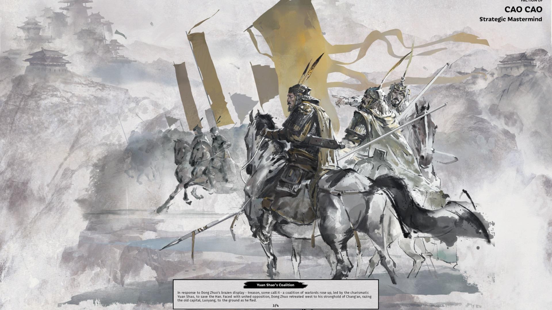 Total War Three Kingdoms Review Love Is A Battlefield Pcgamesn
