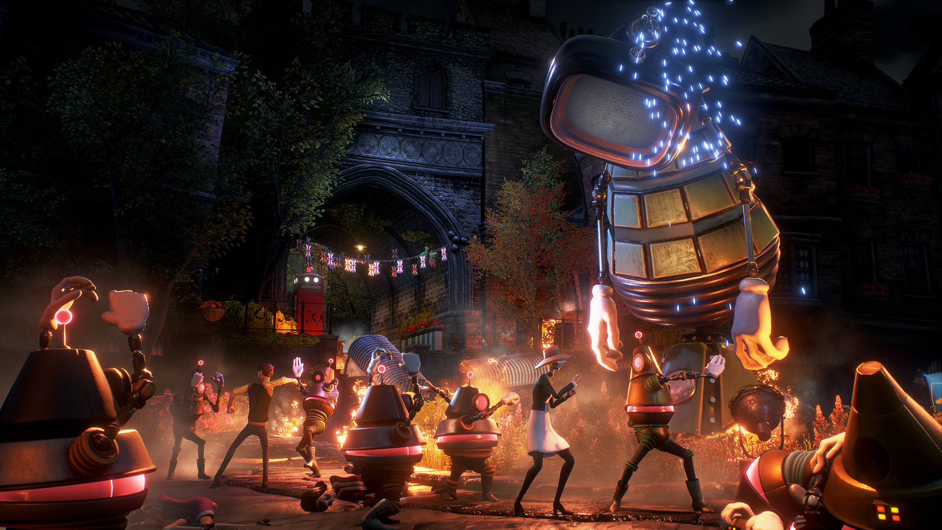 Making it in Unreal: the incredible ups and downs of We Happy Few