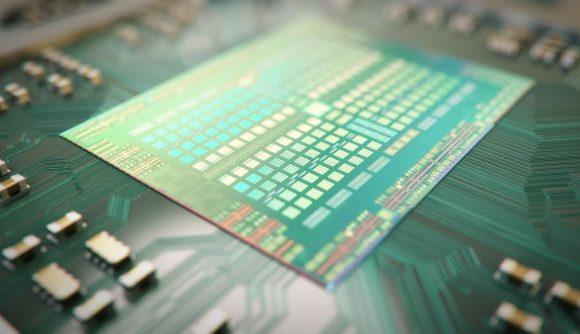 AMD graphics chip