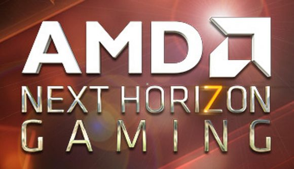 AMD Next Horizon Gaming event at E3