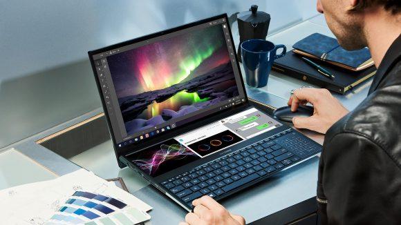 Asus ZenBook Pro Duo ScreedPad