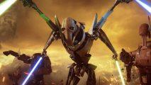 Star Wars Battlefront 2 General Grievous