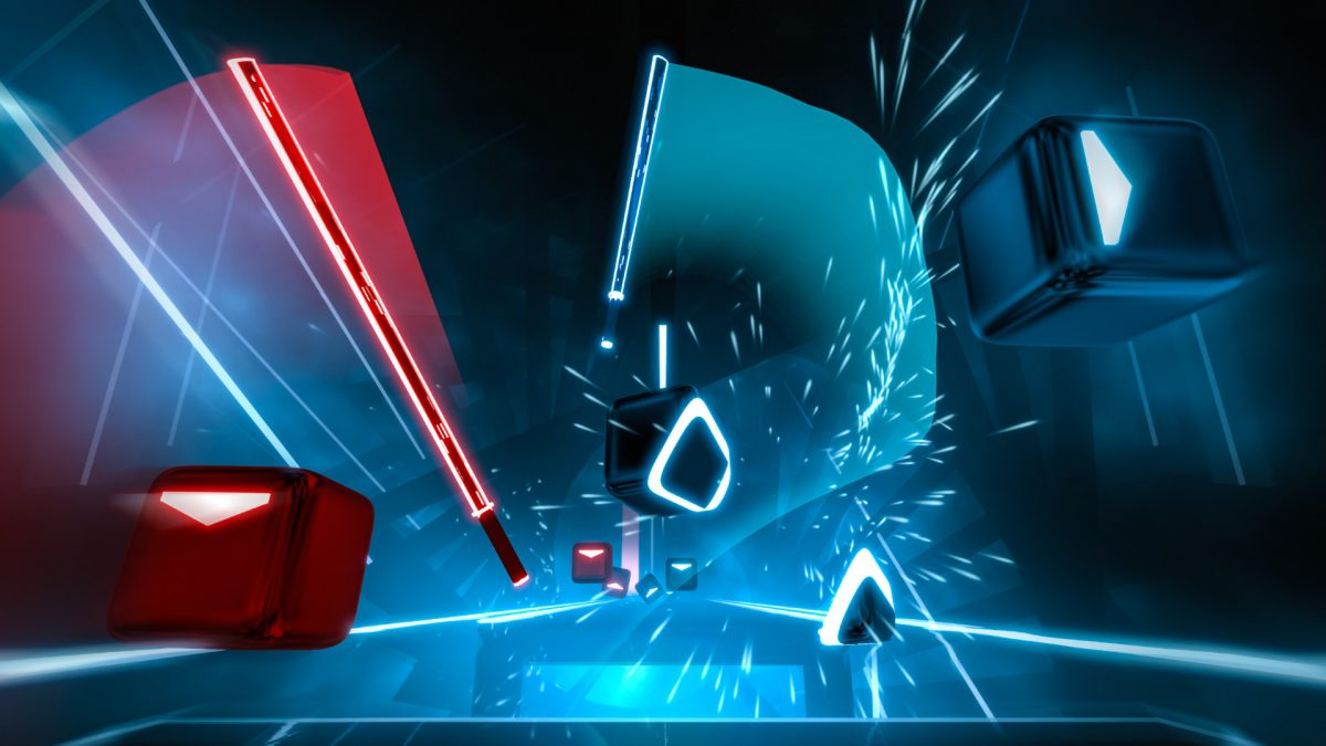 Beat Saber gets a level editor and leaves Early Access next week