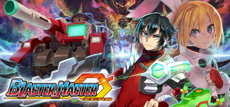 Blaster Master Zero tile