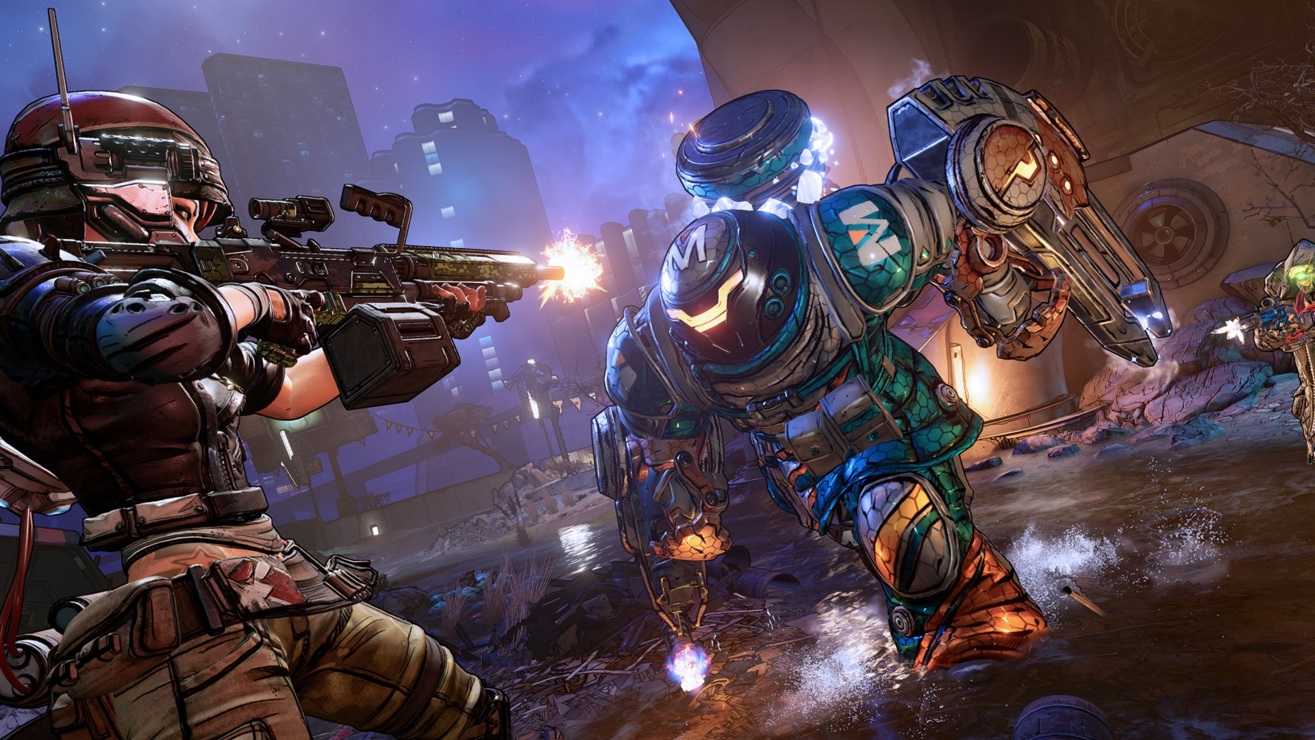 Borderlands 3 Won't Have Microtransactions