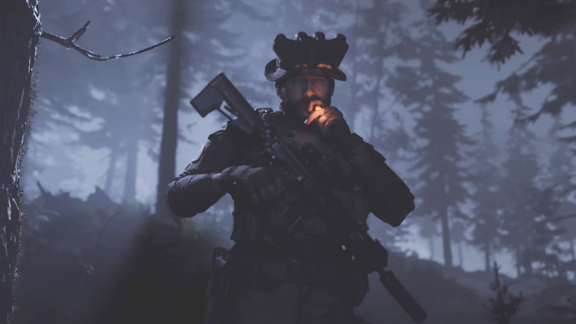 Captain Price has a new voice actor in Call of Duty: Modern Warfare