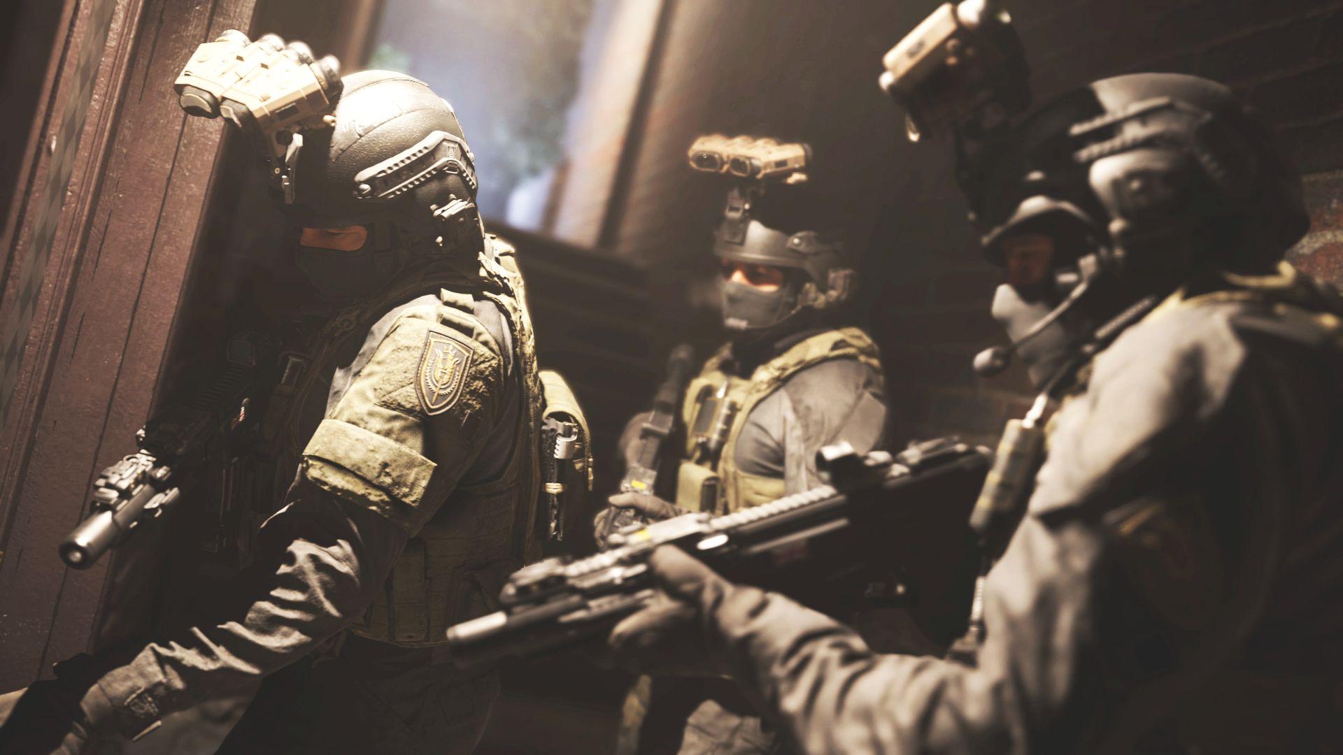 Call Of Duty Modern Warfare Cross Play Matchmaking Is Based On