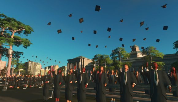 Cities: Skylines lets you build your own university with ...