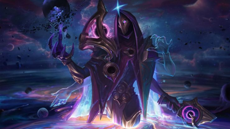 League of Legends patch 9 12 – Mordekaiser rework and new