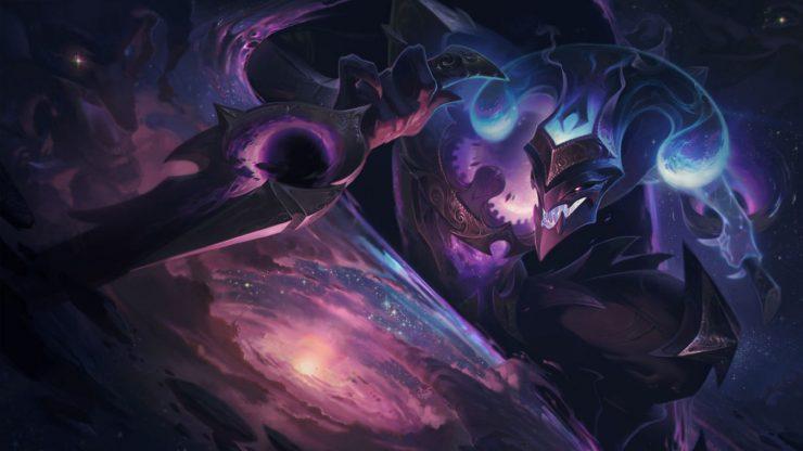 Zed Galaxy Slayer Wallpaper Hd 4k: League Of Legends Patch 9.12
