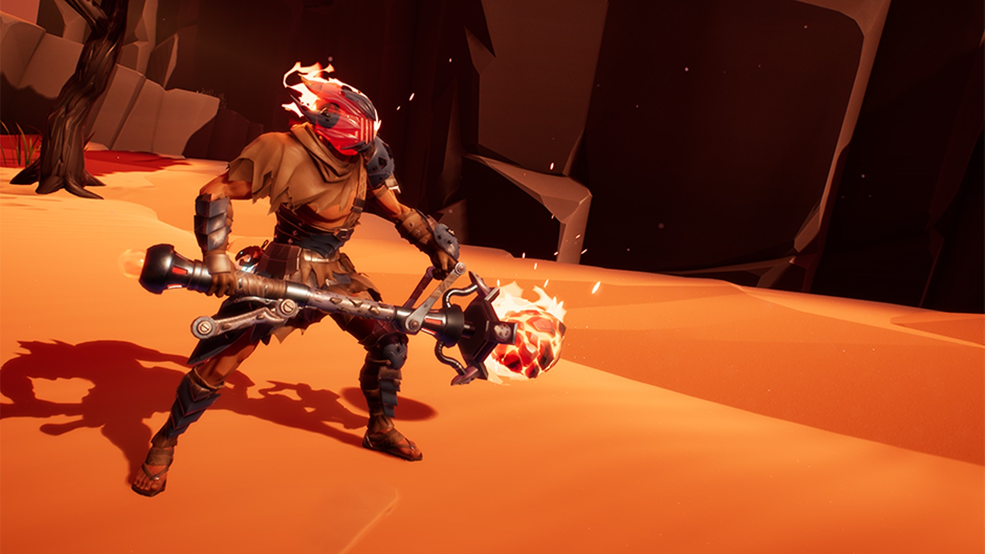 Dauntless Molten Edict Exotic: how to get the fiery hammer