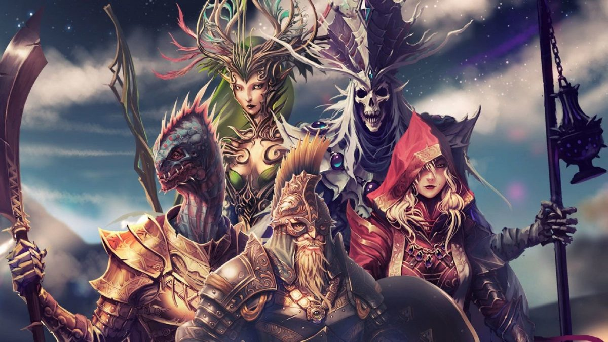 Divinity: Original Sin 2's Switch cross-save signals the future of gaming