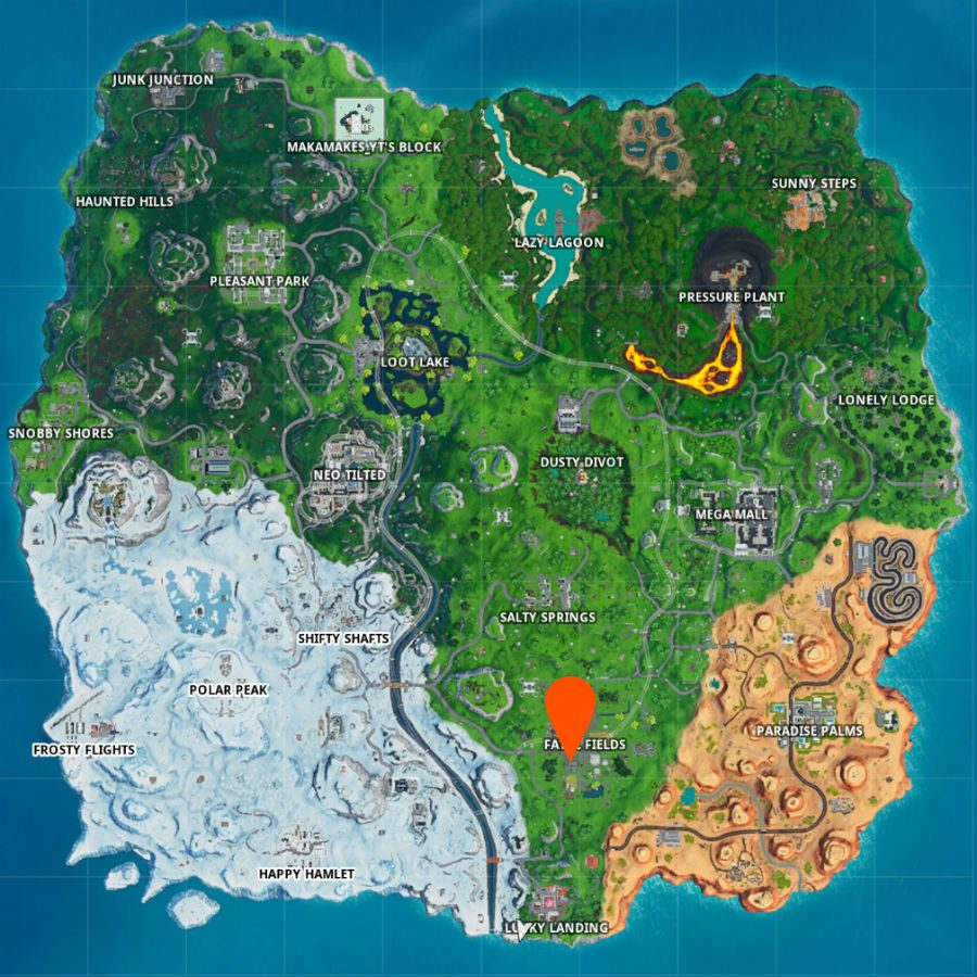 map marker to find fortbyte 24