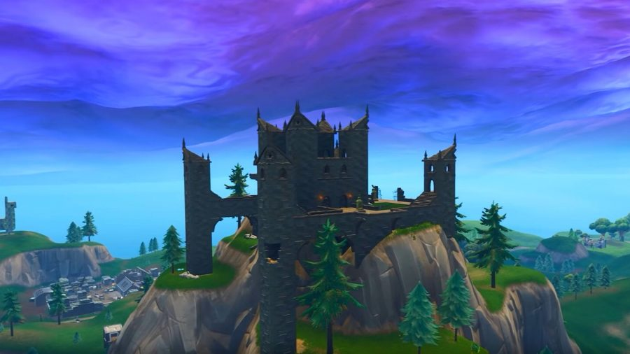 location of fortnite fortbyte 50