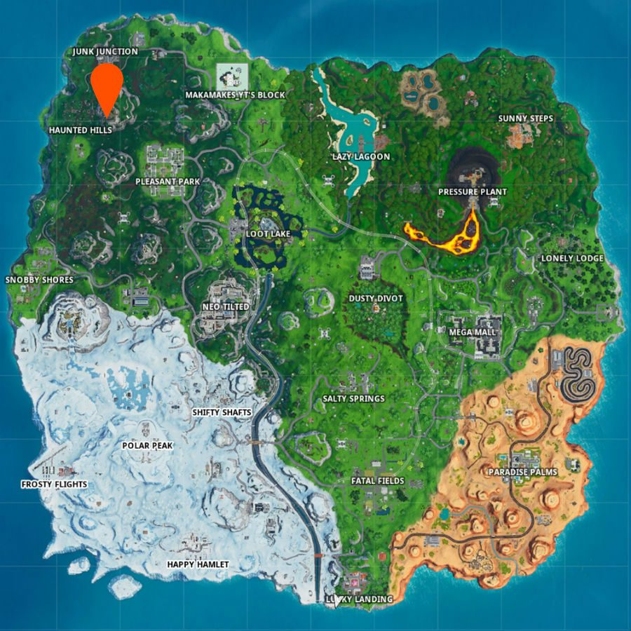 fortnite-fortbyte-50-night-time-mountain-top-castle-map