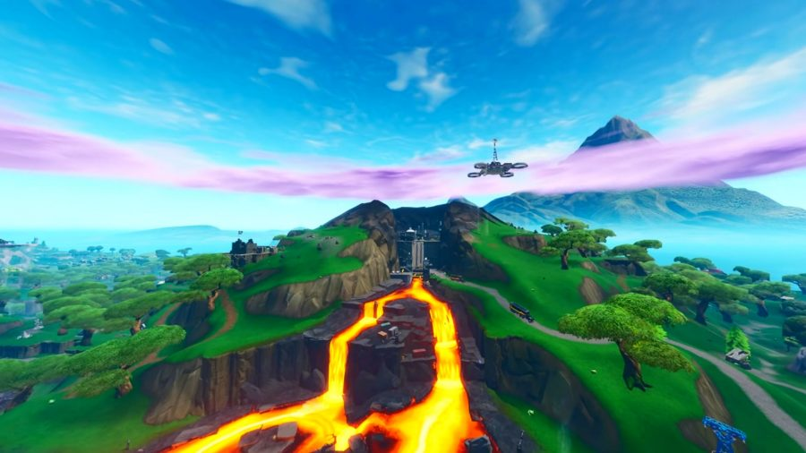 where to find the rock love spray fortbyte in fortnite