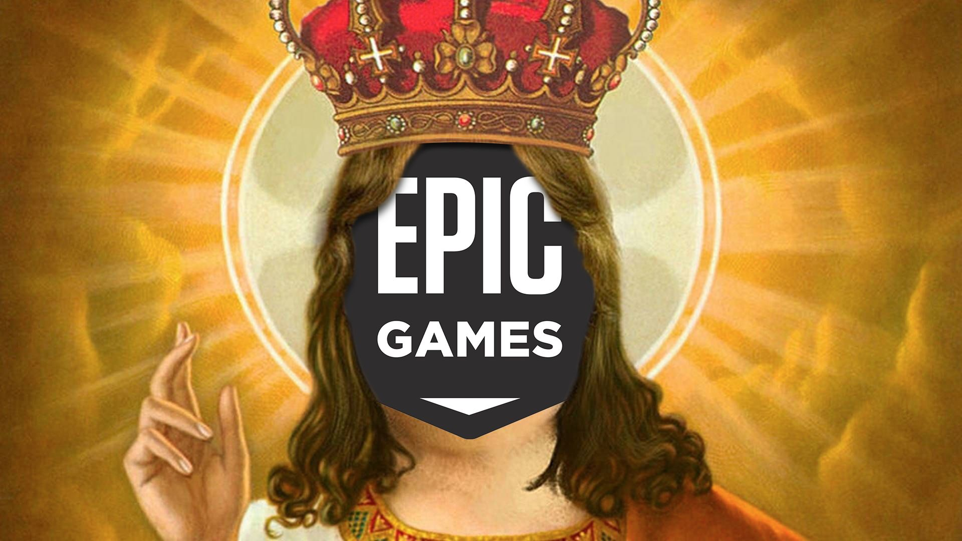 The Epic Games store is getting its first major sale ...