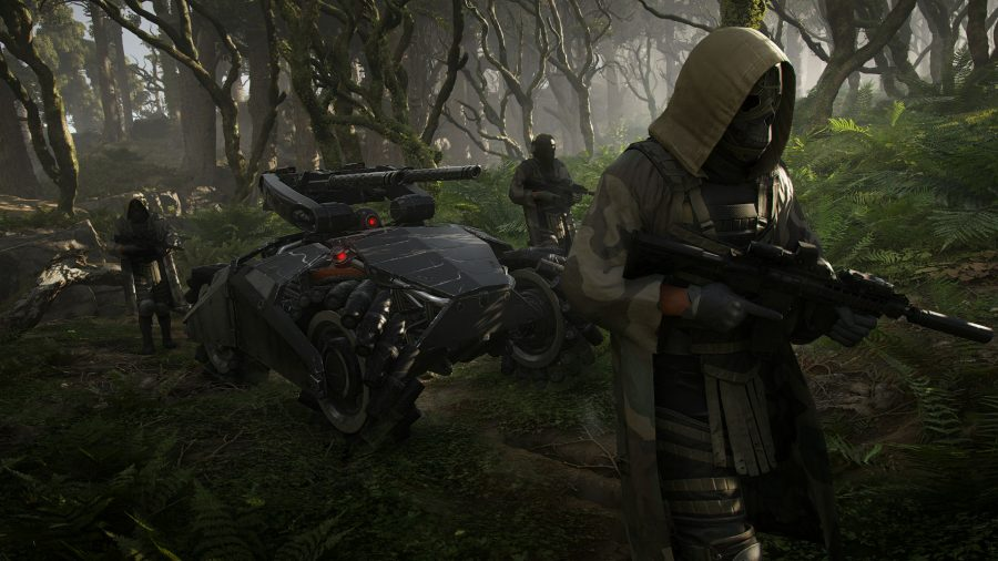 ghost recon breakpoint enemy types