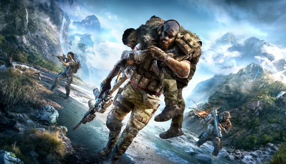 ghost recon breakpoint new gameplay