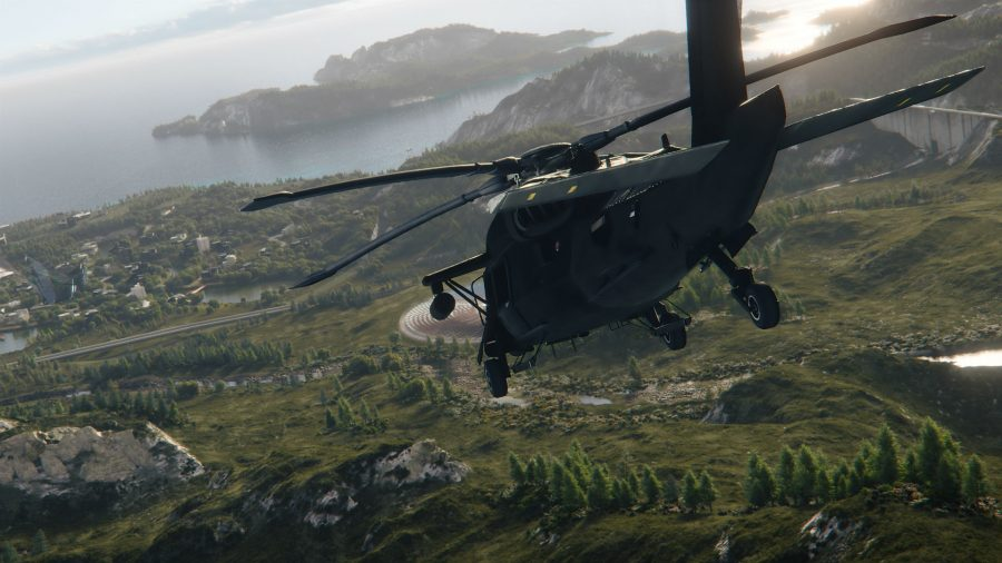 ghost recon breakpoint vehicles