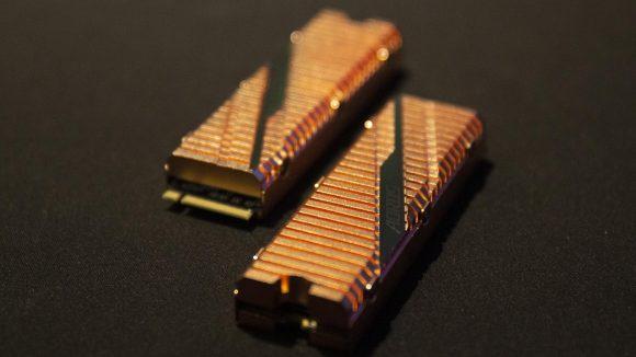 Gigabyte Aorus PCIe 4.0 SSD
