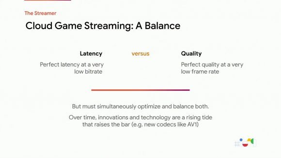 Google Stadia cloud gaming balance