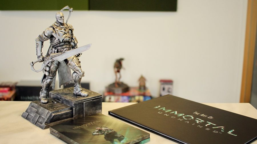 Immortal: Unchained figurine