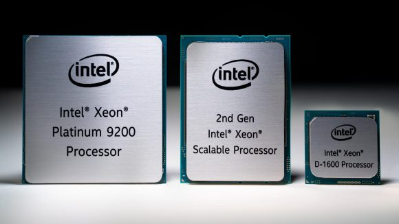 Intel Xeon Scalable family