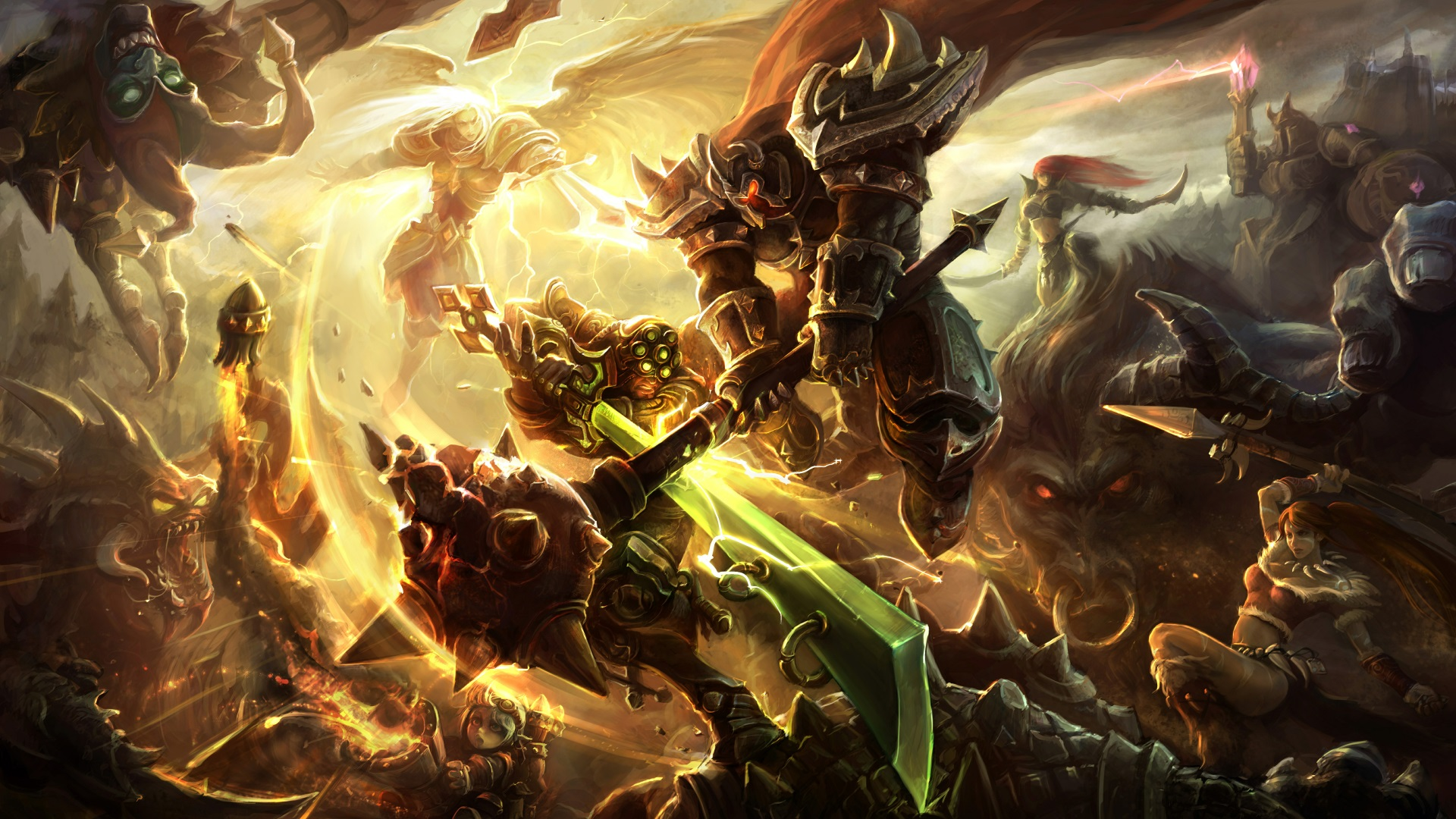 Riot Isn T Ruling Out A Mobile Version Of Teamfight Tactics Pcgamesn
