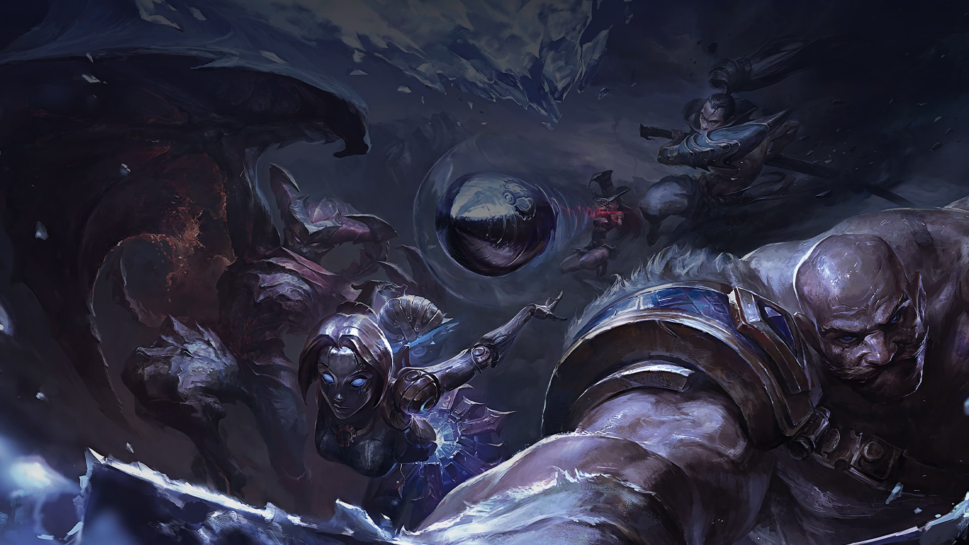Riot won't just balance League of Legends for the top 10% anymore