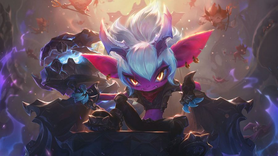 League of Legends patch 9 11 – Little Demon Tristana and Yuumi