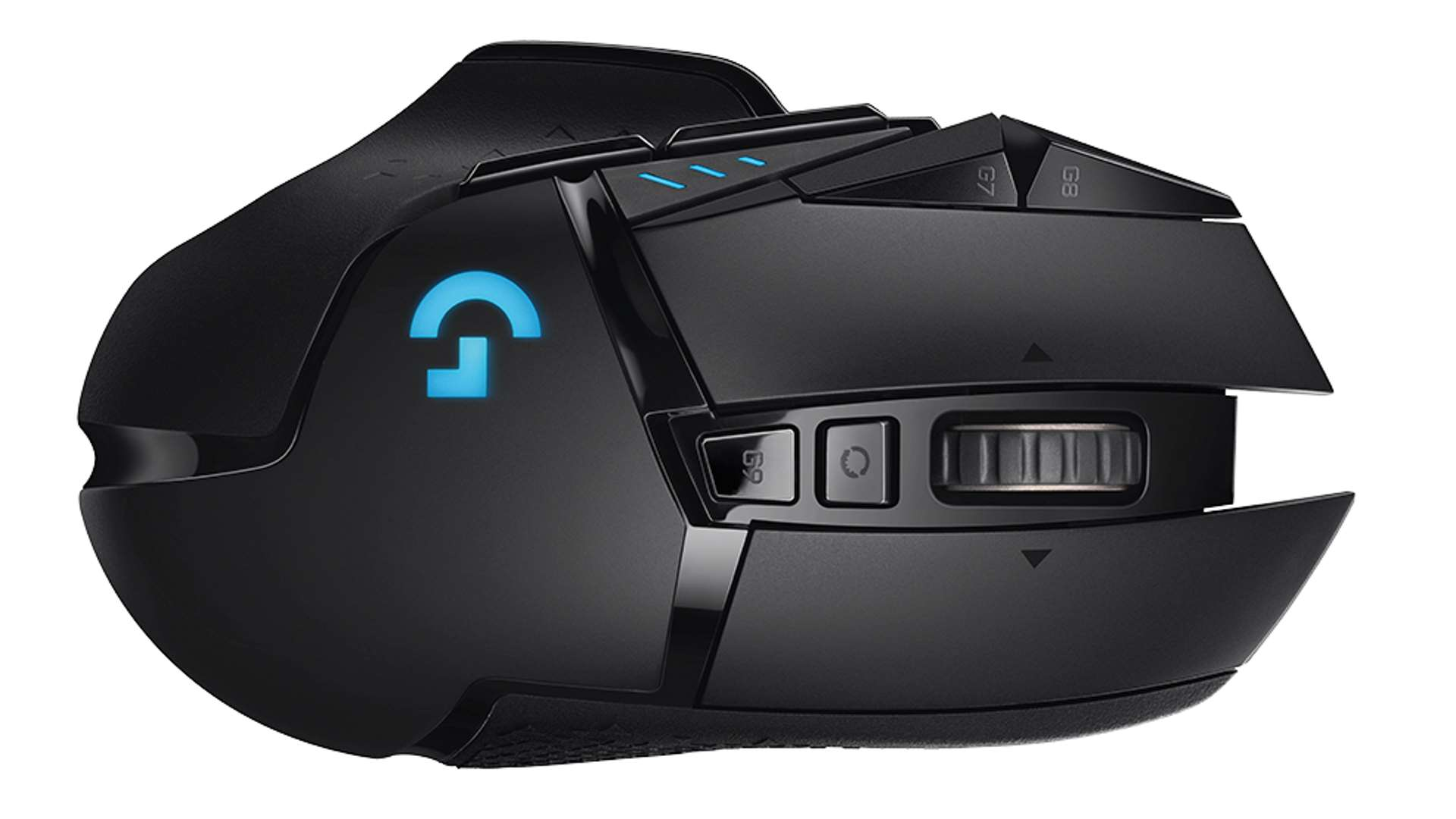 Logitech's new wireless G502 Lightspeed gaming mouse is no