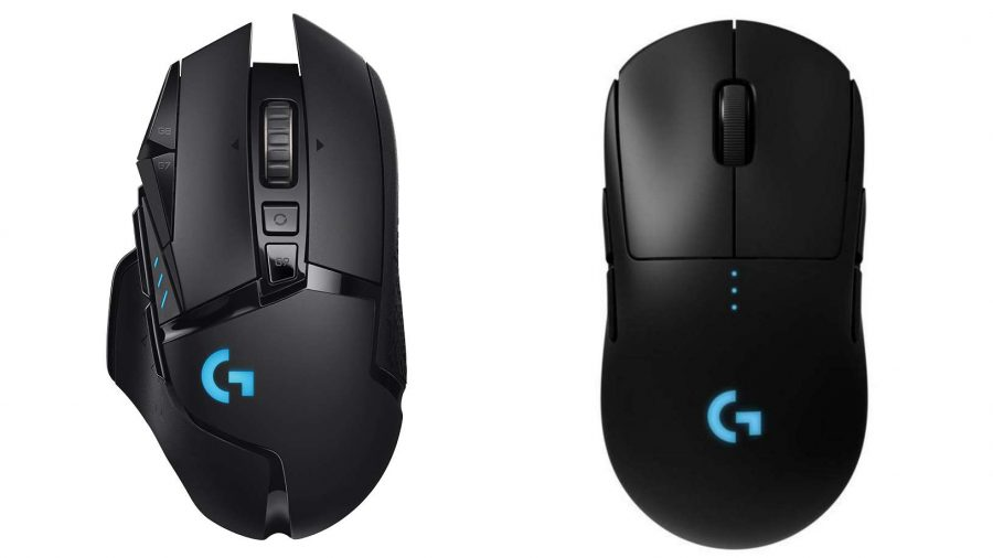 Logitech G502 Lightspeed review: a gaming mouse for the ages | PCGamesN