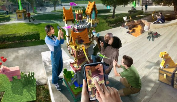 Minecraft Earth Will Include Microtransactions but Will Not Have Loot Box