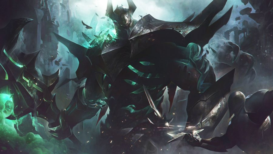 League of Legends patch 9 12 – Mordekaiser rework and new Dark Star
