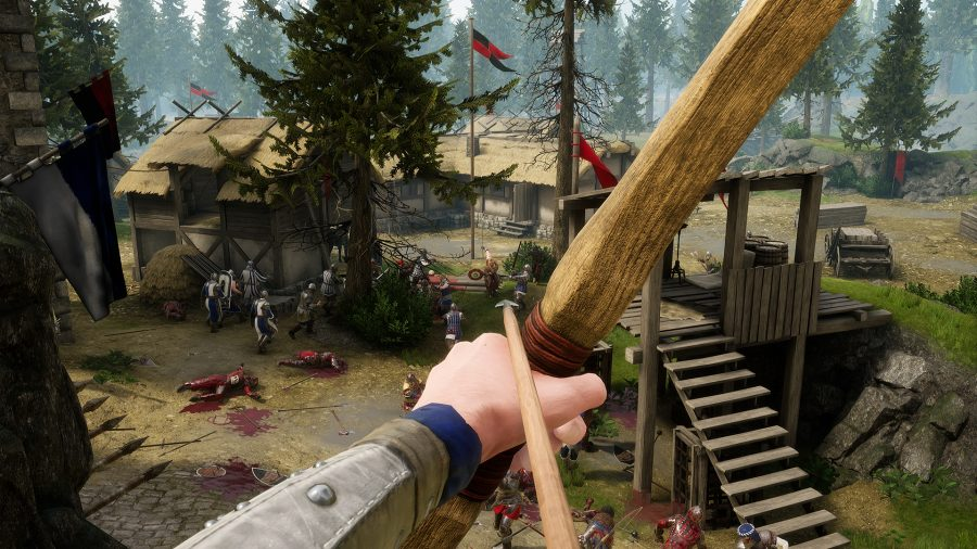 Mordhau builds: the best custom characters to master