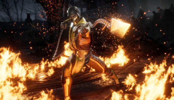 Scorpion Is The Star Of The Next Mortal Kombat Movie Pcgamesn
