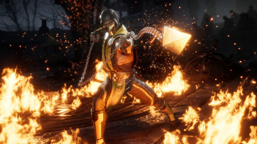 best fighting games mortal kombat 11