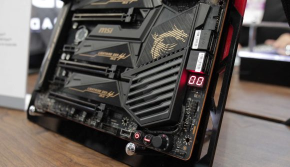 AMD X570 chipset fans are user-configurable for all MSI