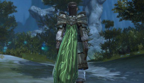 Neverwinter Cloak of the Vine