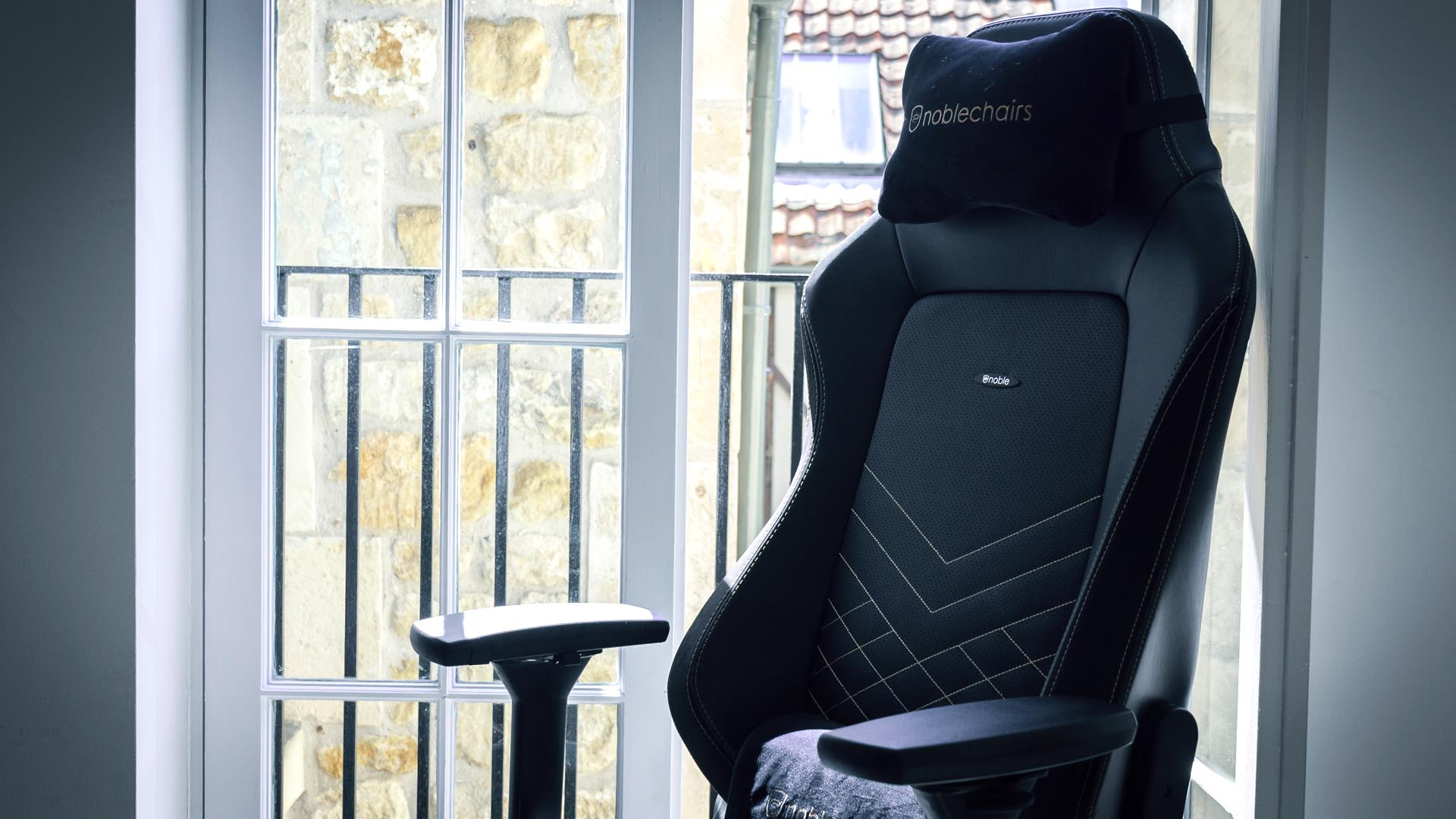 Superb Noblechairs Pc News Pcgamesn Squirreltailoven Fun Painted Chair Ideas Images Squirreltailovenorg