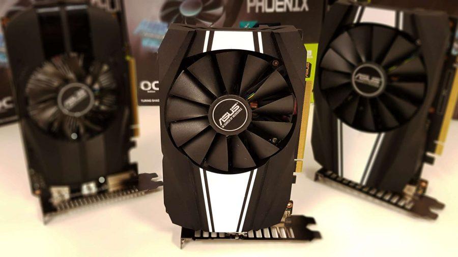 Nvidia GTX 16-series graphics cards