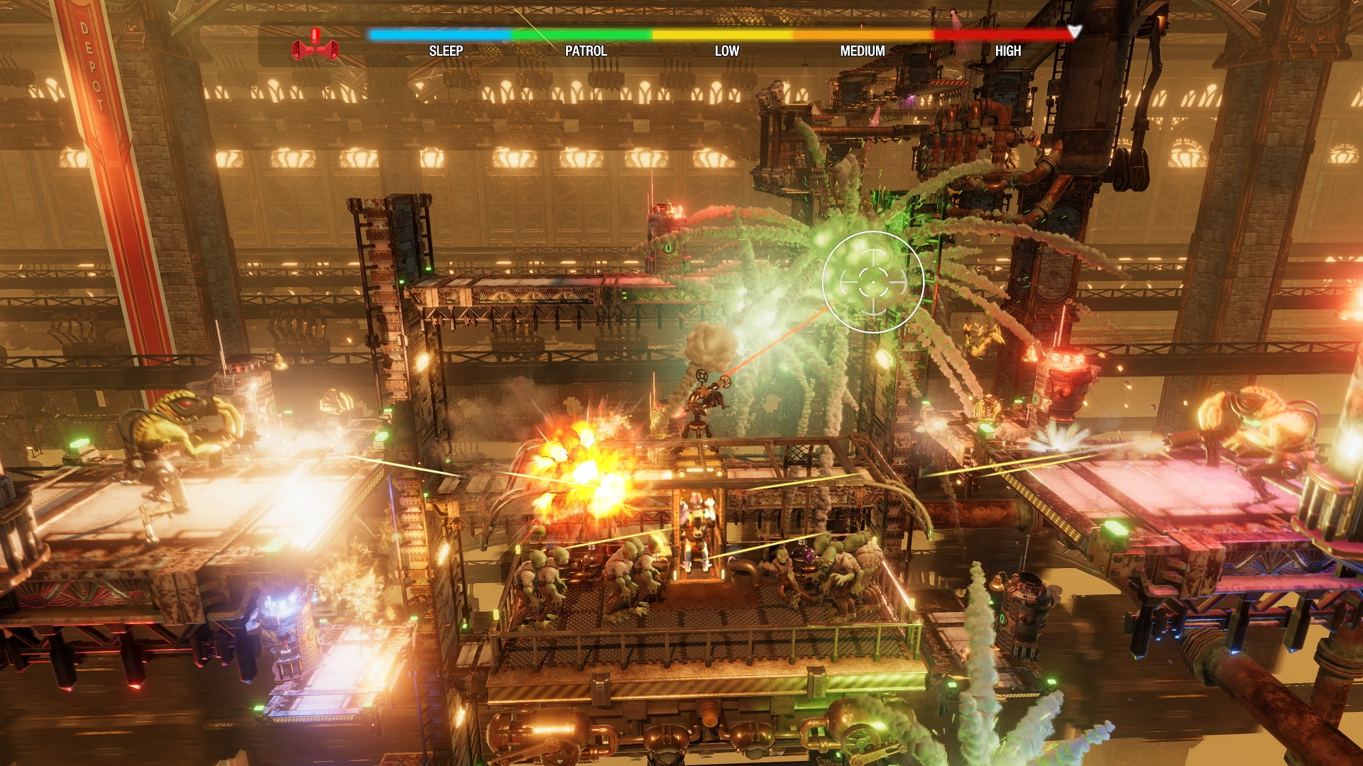 First Look At 'Oddworld: Soulstorm' Gameplay Shows A New Beginning For Abe