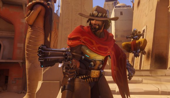 Overwatch's McCree will be called Cole Cassidy as of October 26, 2021.