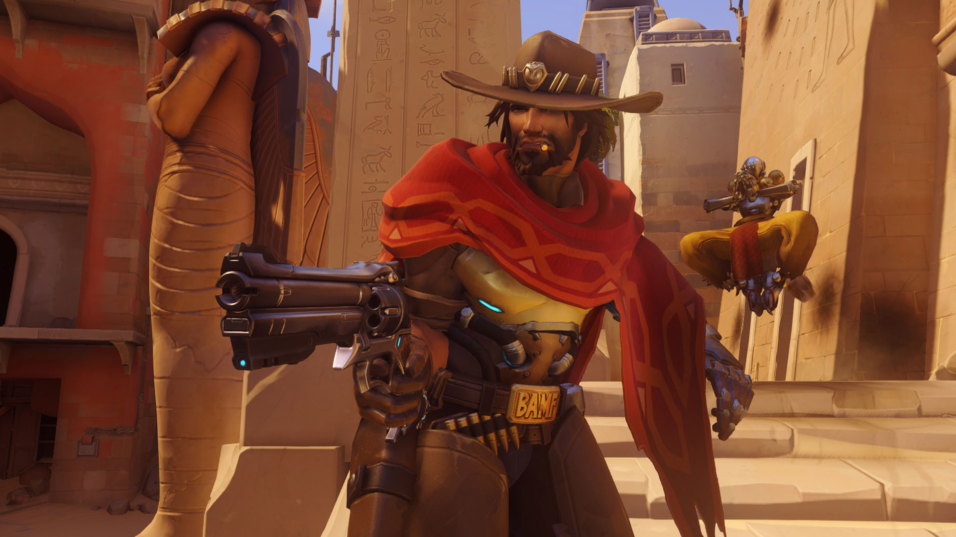 Overwatch's new McCree buff is a lot bigger than it seems