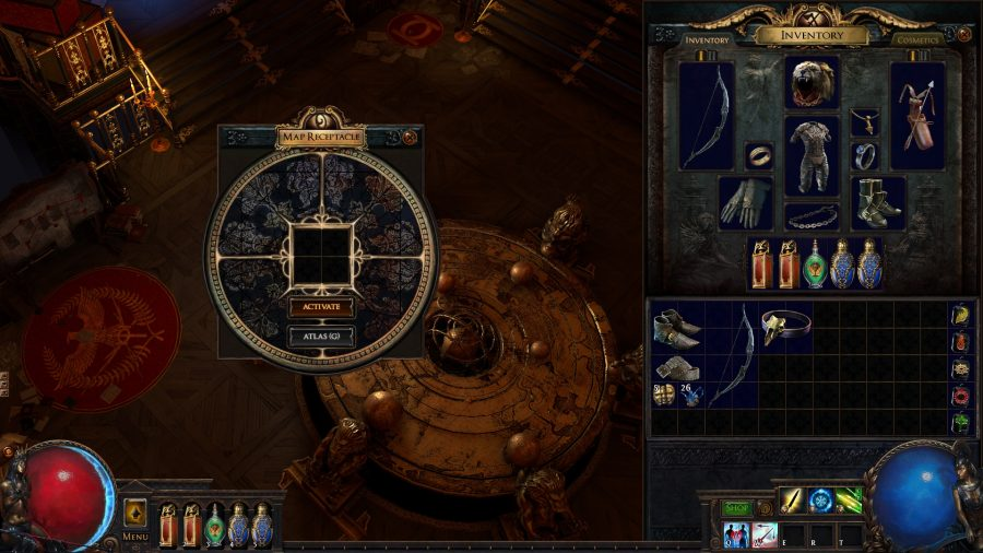 path-of-exile-legion-release-date-map-device