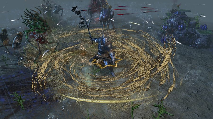 path-of-exile-legion-release-date-sand-and-blood-archtype-sand-stance