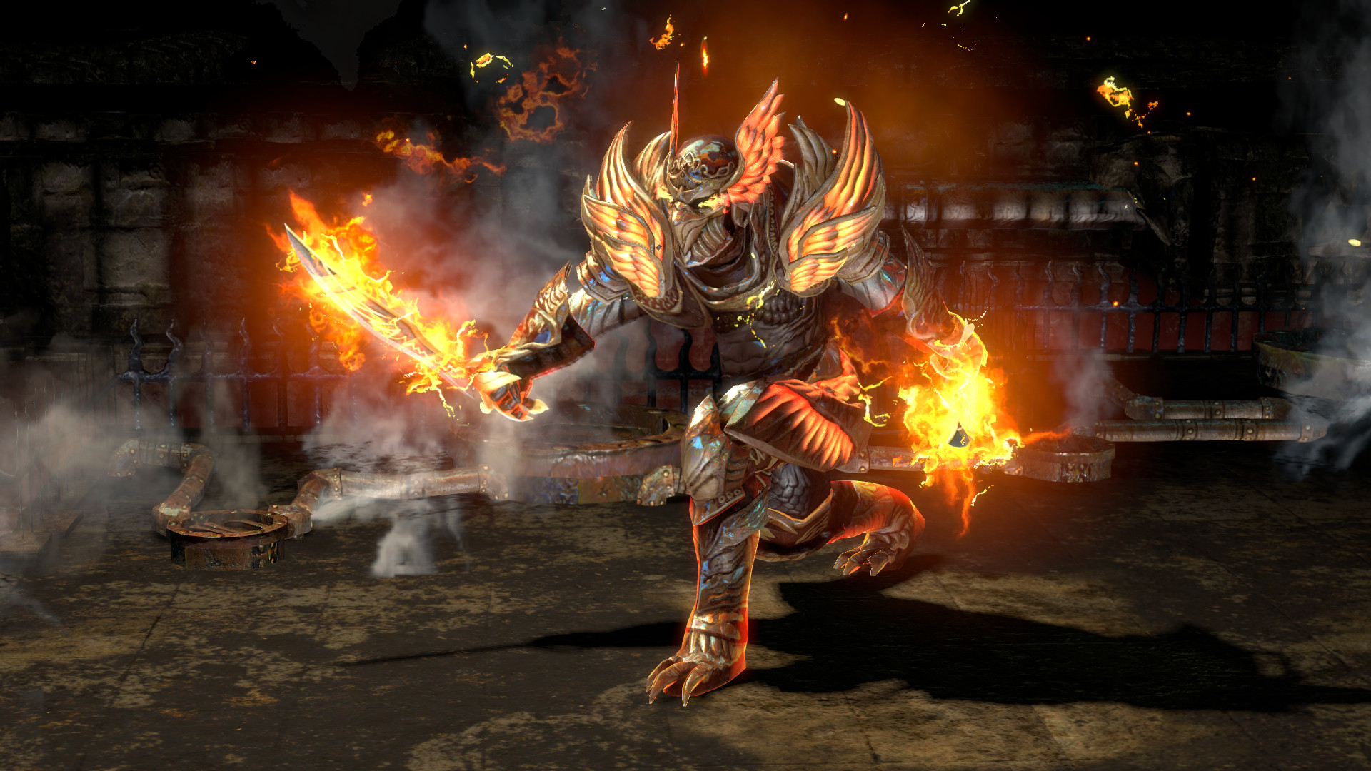 """Path of Exile's next expansion is due in September and tweaks """"older master content"""""""