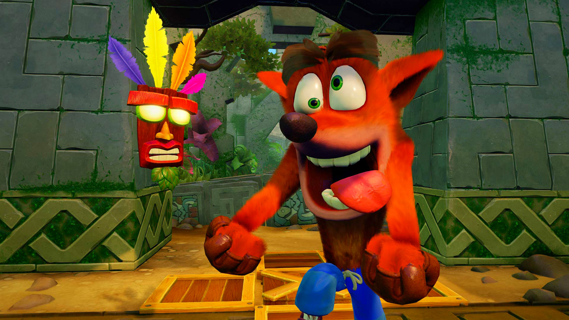 More hints suggest a new Crash Bandicoot game is nigh
